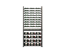 Picture of WEBKIT1- 100 Bottles, Modular metal wine rack- Frontenac