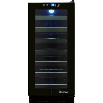 Picture of 33-Bottle Touch Screen Wine Cooler