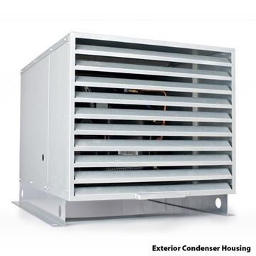 Picture of Exterior Condenser Housing for Split Systems