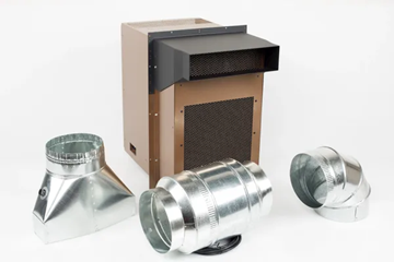 Picture of WhisperKOOL SC Large Ducting Kit